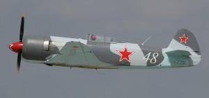 16: Yak 3 (URSS)