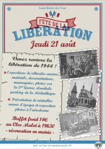 Liberation Day of St André