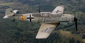 17: Messerschmitt Bf 109