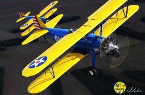 Stinson photoplane