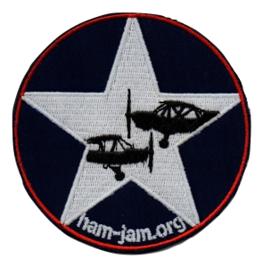 Le patch Ham and Jam, collector!