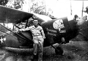 L-5 Vultee of the Burma Banshees